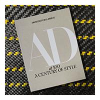 AD 100 Book Cover