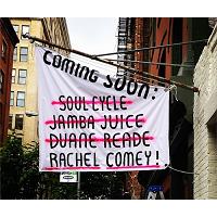 Rachel Comey opening