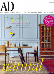 AD Spain May 2015 cover